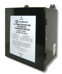Southwire RV Automatic Transfer Switch Model 40100