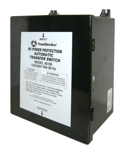 RV Automatic Transfer Switch Model 40100