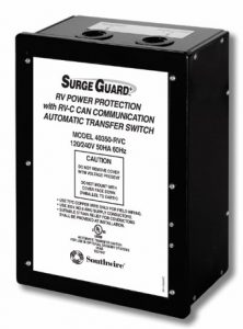 Southwire RV Automatic Transfer Switch Model 40350