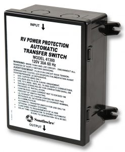 Southwire RV Automatic Transfer Switch Model 41300