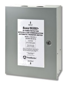 Southwire RV Automatic Transfer Switch Model 41390