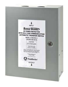 RV Automatic Transfer Switch 41390