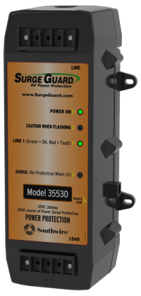 Southwire RV Hardwired Surge Protector Model 35530